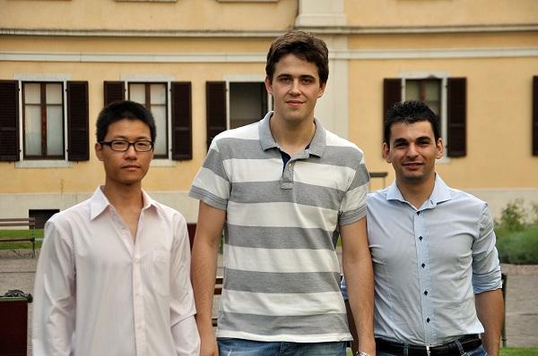 University of Trento Team - VTKW Global Challenge