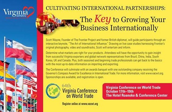 Virginia World Trade Conference 2012