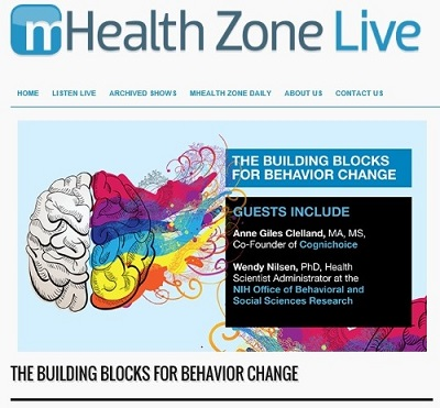 Building Blocks for Behavior Change - mHealth Zone Live