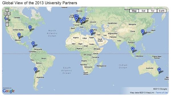 VTKW Global University Partners 2013