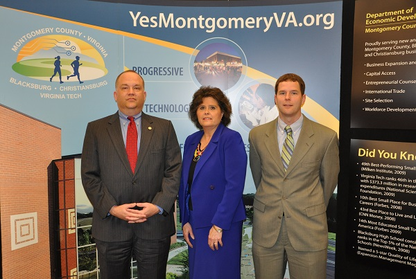 Montgomery County, Virginia Economic Development Department