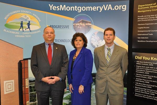 Montgomery County, Virginia Economic Development Department