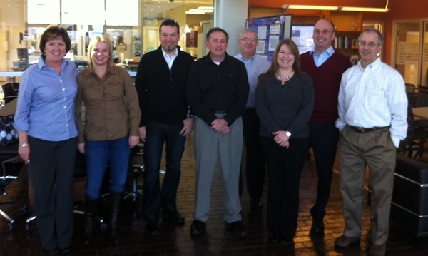 TechLab welcomes distributors from Germany and Austria