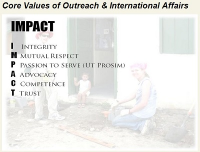 VT Outreach and International Affairs