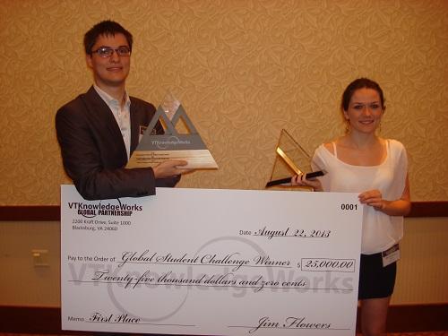 VTKW Global 2013 Grand Prize Winners